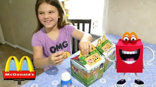 How To Get A Happy Meal Skit!