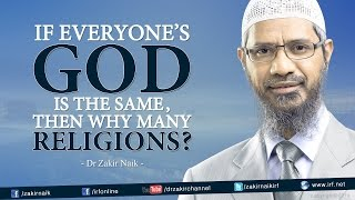 If everyone's God is the same, then why many Religions? by D…