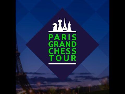 2018 Paris Grand Chess Tour: Day 3
