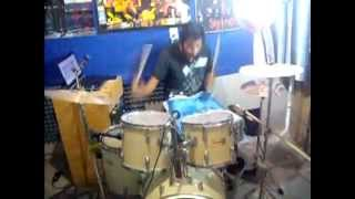 ALESANA This Conversation Is Over drumcover #marothedrummer