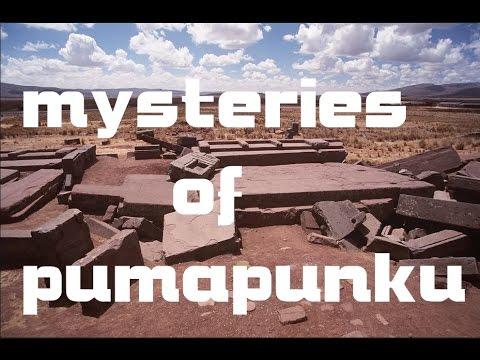 UPDATE ON THE PYRAMIDS UNDER PUMA PUNKU 7/17/16