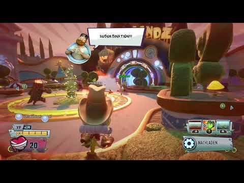 RANK 3000!!! - Plants vs Zombies Garden Warfare 2 - PLL Crew
