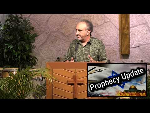 Mid-East Prophecy Update – August 20th, 2017
