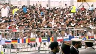 The Life of Chaudhary Muhammad Zafarulla Khan, Islam Ahmadiyya, English Speech Jalsa UK 2011