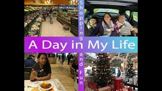 A Day in my Life | Pregnant NRI MoM | Parents Visiting Germany