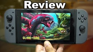 Slime-San Review (Video Game Video Review)