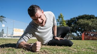 The BEST Exercises For A WIDE & LEAN Back! (No Gym Required)