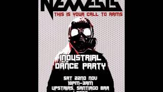 Projekt Nemesis Industrial Clubnight Leeds