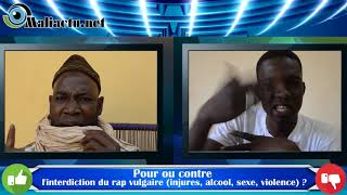 Mali: Pour ou contre l'interdiction du rap vulgaire (injures, alcool, sexe, violence) ?