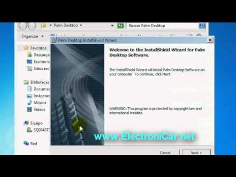 Palm tungsten e software download