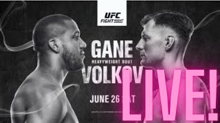 UFC Vegas 30 Final Thoughts: Betting, Draftkings, & Weigh-ins