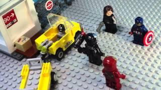 LEGO Stop Motion A T  - ViYoutube