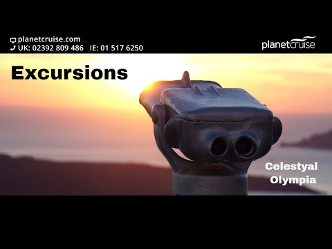 Celestyal Olympia's Excursions | Planet Cruise