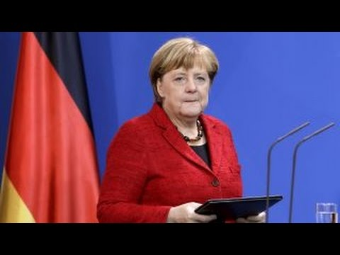 Germany's Merkel issues warning to Trump