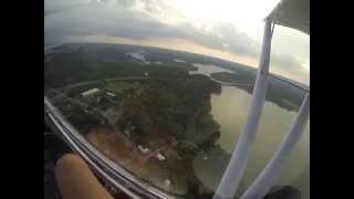 CGS Hawk over Caesar Creek