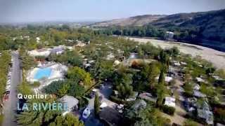 Le Soleil Vivarais, un camping de luxe en Ardèche - Campings.Luxe