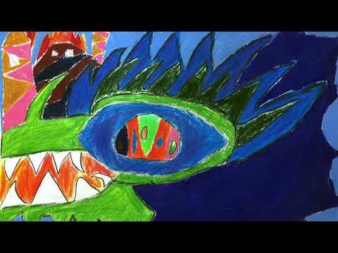 Samoset School Mrs.Blouin Art.DragonEyes