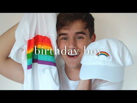This Birthday Boy Needs Your Help