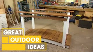 Better Homes And Gardens - Diy: How To Build A Bridge