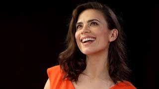 Hayley Atwell is playing the same 'Howards End' role her mentor Emma Thompson did. No pressure.
