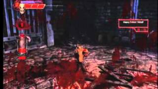 Splatterhouse Walkthrough - Phase 1: Satan