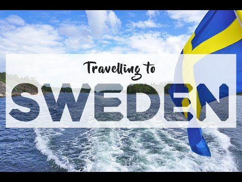 Travelling to Sweden