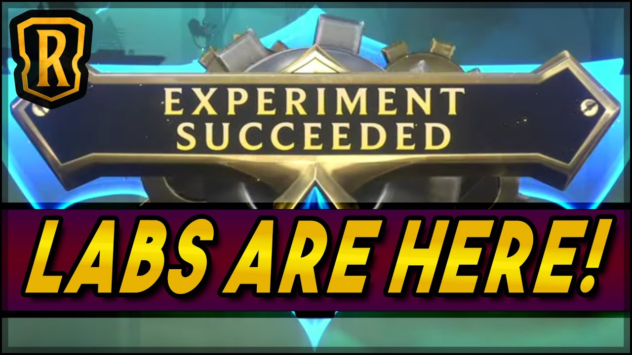 LABS RELEASED! (New Mode) | Season of Fortune | LoR Game | Legends of Runeterra