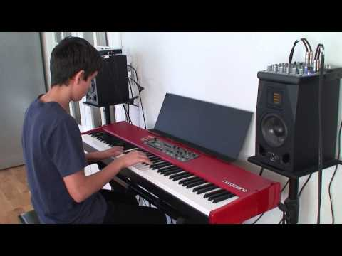Avicii - You Make Me - Piano Cover - (HD) Played By Marcus Jakob