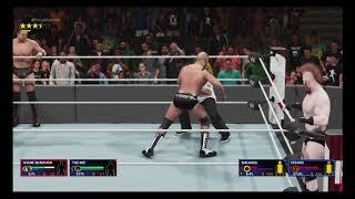 WWE Royal Rumble 2019 part 3 WWE 2K19
