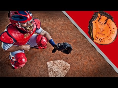 Baseball Catching Tips - The Set Up