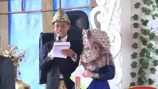 Sambutan Resepsi pernikahan ananda Lukman dg Riza smga samawa...