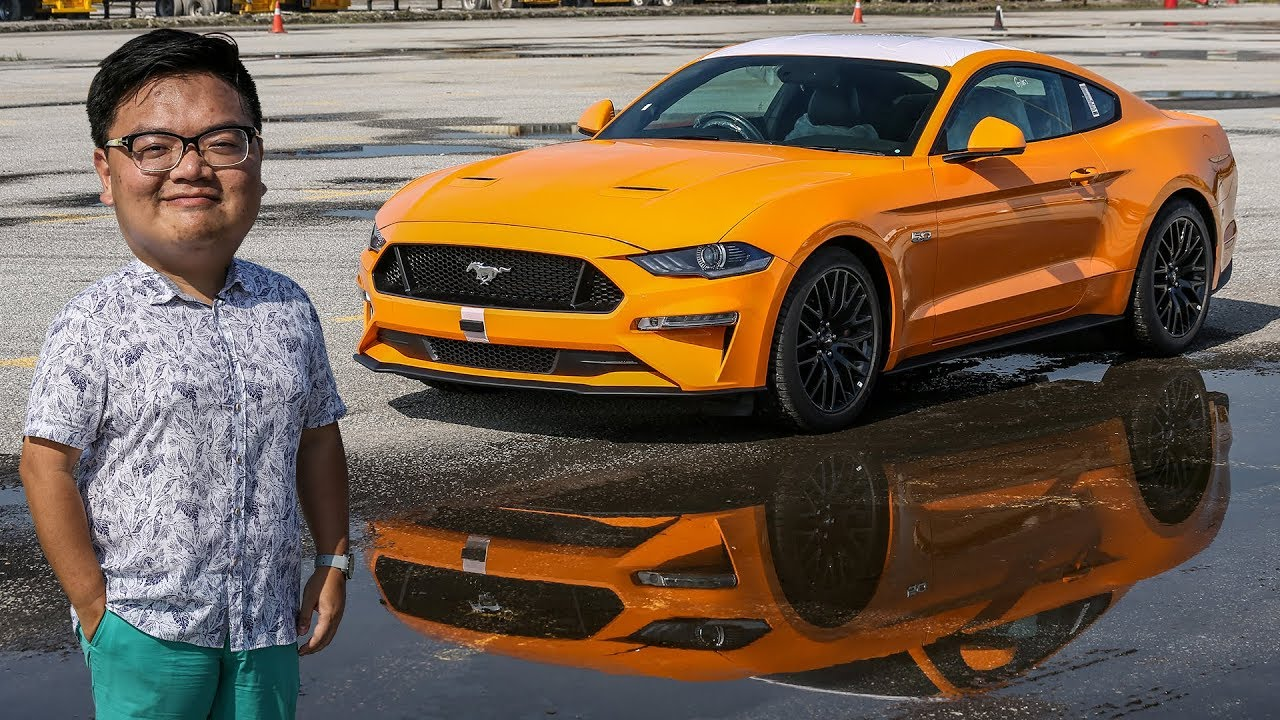 Quick look 2019 ford mustang facelift in malaysia coming to klims 2018