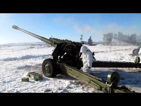 Russian artillery 2013