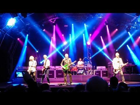 "Status Quo 'Gerdundula"" Live at Kingston House Park Estate - 29th May 2016"