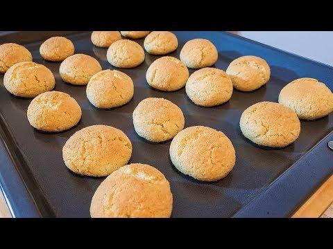 Нежное Кокосовое Печенье. Лёгкий и простой рецепт