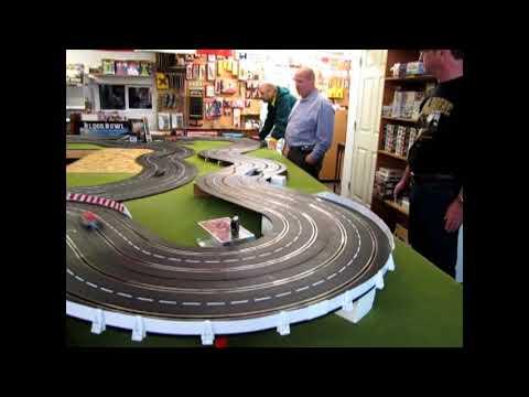 Kafer Beetle Digital Slot Car League Race 4 Monaco Street Circuit 2018