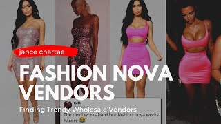 Trendy Wholesalers & Fashion Nova | Where FN Gets There Clothes & Why is There Always A Sale