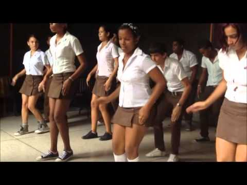 Body Percussion Amadeo Roldan School Havana Cuba
