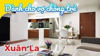 Chung cư MƠ ƯỚC tại quận Tây Hồ: 3 tỷ - 2 ngủ - 84m2 (KOSMO Tây Hồ 101 Xuân La)