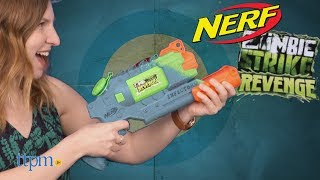Nerf Super Soaker Zombie Strike Revenge Infector from Hasbro