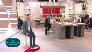 TV canal+ ppGarcia : 3DRudder 02/04/2015