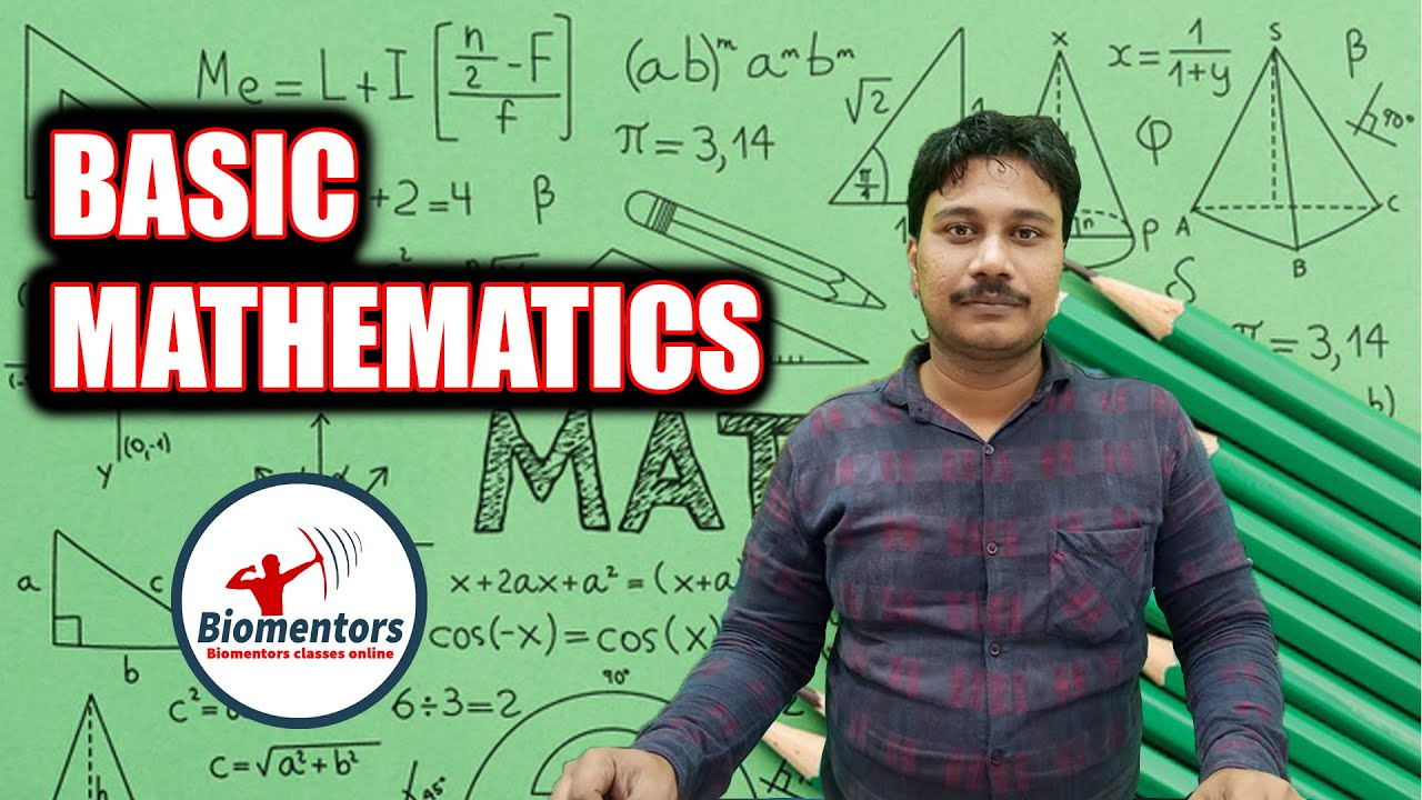 Download #Biomentors #Physics #NEET 2021 - Physics - Basic Mathematics Lecture - 13