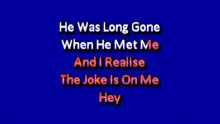Taylor Swift I Knew You Were Trouble karaoke