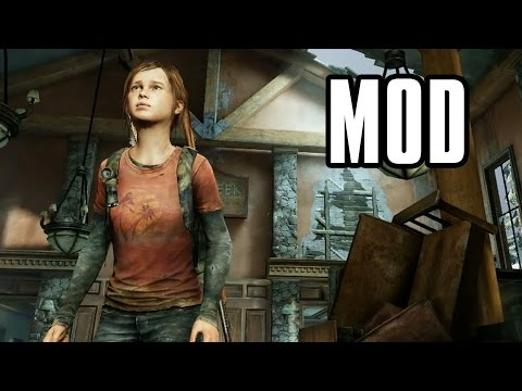 the last of us ellie unchained 1
