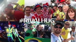 #RivalHug Winners