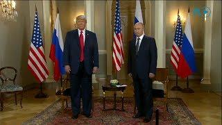 Donald Trump y Vladimir Putin se reúnen | Prensa Libre