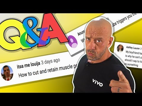 I QUIT! | Vegan PT/Nutritionist Q&A