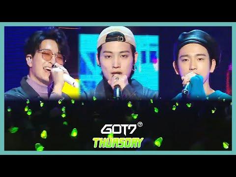[HOT] GOT7  – THURSDAY  , 갓세븐 – THURSDAY Show Music core 20191123