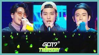 GOT7 THURSDAY 갓세븐 THURSDAY Show Music core 20191123
