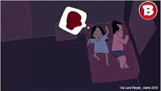 Dormir avec une personne qui à un sommeil agiter